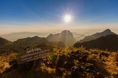 Doi Luang Chiang Dao Stock Image