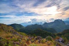 Doi Luang Chiang Dao Province Chiang Mai Fotografía de archivo