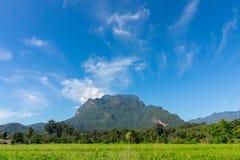 Doi Luang Chiang Dao przy Chiang Dao okręgiem Chiang Mai prowincja w północnym Tajlandia Obraz Royalty Free