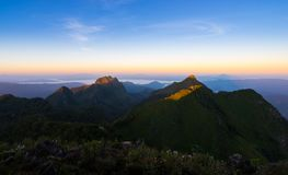 Doi Luang Chiang Dao Stock Photography