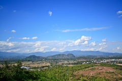 Doi mae sa-long, thailand Stock Photos