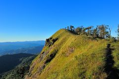 Doi Monjong Royalty Free Stock Images