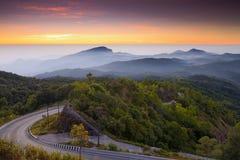 Doi Park Narodowy Inthanon zdjęcie royalty free