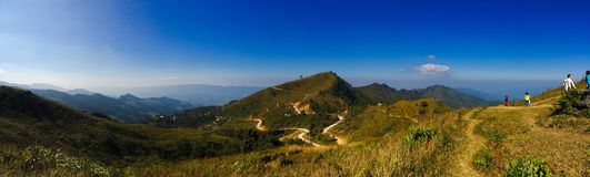 Doi Pha Thung Royalty Free Stock Image
