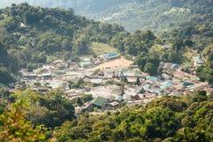 Doi pui Chiangmai stock photo