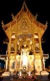 Doi Shuthep tempel arkivfoto