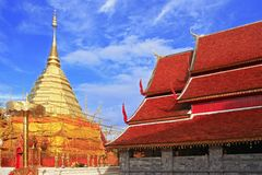 Doi su thep Stock Photos
