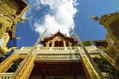 Doi suthep świątynia w Chiang mai obraz royalty free