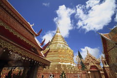 Doi Suthep Photos libres de droits