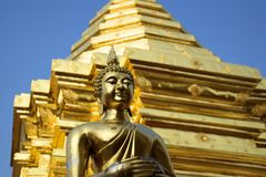 Doi Suthep Imagem de Stock Royalty Free