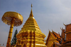 Doi Suthep Obrazy Royalty Free