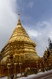 Doi Suthep photographie stock