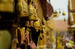 Doi Suthep Chang Mai Temple Stock Foto's