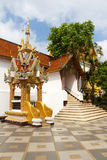 Doi Suthep in Chang Mai, Thailand Stock Images