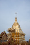 Doi Suthep Chedi Stock Photography