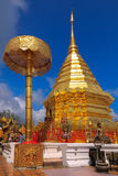 Doi Suthep, Chiang Mai, Ταϊλάνδη Στοκ Φωτογραφίες