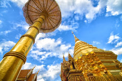Doi Suthep Chiang Mai Fotografering för Bildbyråer