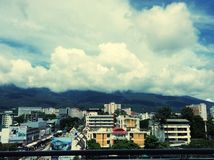 Doi-suthep, Chiang Mai Stockbild