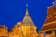 Doi Suthep Chiang Mai Royalty-vrije Stock Fotografie