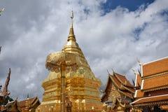 Doi suthep, Chiang Mai Στοκ εικόνες με δικαίωμα ελεύθερης χρήσης