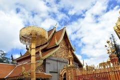 Doi suthep, Chiang Mai Στοκ φωτογραφίες με δικαίωμα ελεύθερης χρήσης