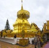 Doi Suthep Chiang Mai Royaltyfri Foto
