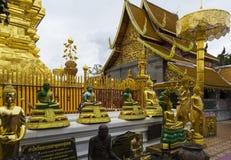 Doi Suthep Chiang Mai Arkivfoton