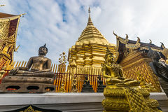 Doi Suthep Royalty Free Stock Photos