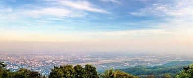 Doi Suthep Chiang Mai Thailand Stock Afbeelding