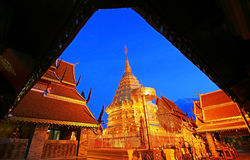 Doi Suthep Chiang Mai, Thailand Royalty Free Stock Photography