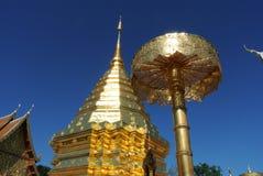 Doi Suthep Chiangmai Thailand Fotografía de archivo libre de regalías