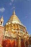 Doi Suthep en Chiang Mai imágenes de archivo libres de regalías