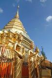 Doi Suthep en Chiang Mai fotos de archivo