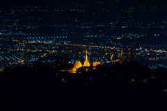 Doi Suthep Pagoda Photo libre de droits