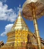 Doi Suthep Pagoda Fotografia Stock Libera da Diritti