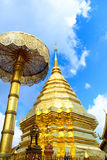 Doi suthep relics Royalty Free Stock Photography