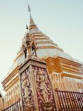 Doi Suthep Tempel Stockbilder