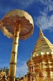 Doi Suthep tempel Arkivfoto