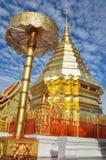 Doi Suthep tempel Arkivbilder