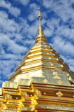 Doi Suthep tempel Royaltyfri Fotografi