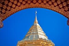 Doi Suthep,Temple Chiang Mai Royalty Free Stock Photos