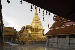 Doi Suthep, temple in Chiang Mai, Thailand Stock Photos