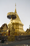 Doi Suthep, temple in Chiang Mai, Thailand Royalty Free Stock Photo