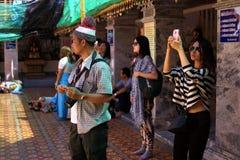 Doi Suthep temple Stock Photos