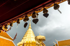 Doi Suthep Temple Chiang Mai, Thailand Jul 2015. Royalty Free Stock Photos