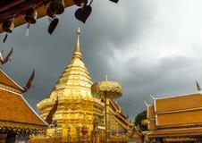 Doi Suthep Temple Chiang Mai, Thailand Jul 2015. Stock Photo