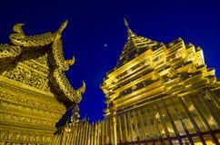 Doi Suthep Temple in Chiengmai, Thailand Stock Afbeeldingen