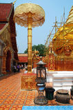 Doi Suthep temple, Thailand Royalty Free Stock Photos