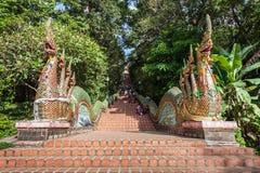 Doi Suthep Temple Royalty Free Stock Photography