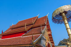 Doi Suthep Royalty Free Stock Images